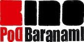 Kino Pod Baranami logo.