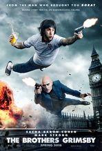 Plakat filmu Grimsby