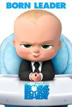 Plakat filmu Dzieciak rządzi
