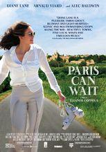 Plakat filmu Paryż może poczekać