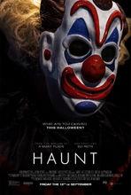 Plakat filmu Dom strachów