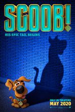 Movie poster Scooby-Doo!
