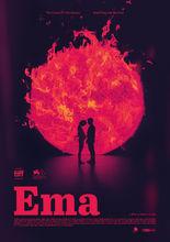 Movie poster Ema