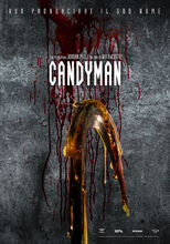 Movie poster Candyman