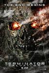 Movie poster Terminator: Ocalenie