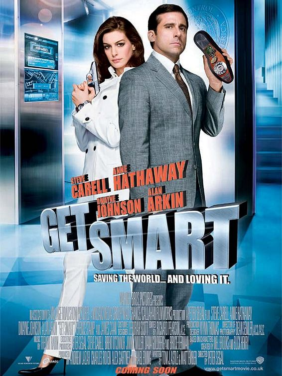 Dorwać Smarta / Get Smart (2008)