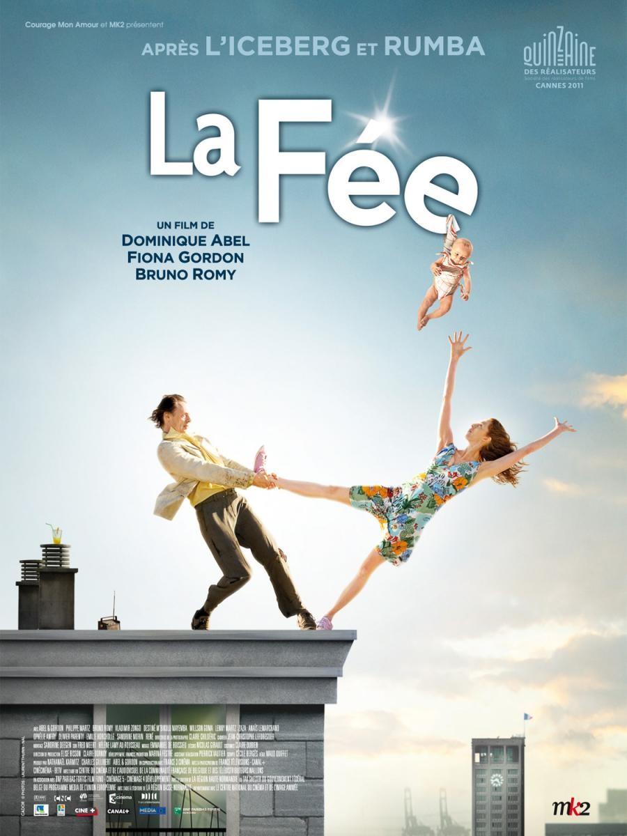 Czarodziejka / La Fée (2011) Napisy pl